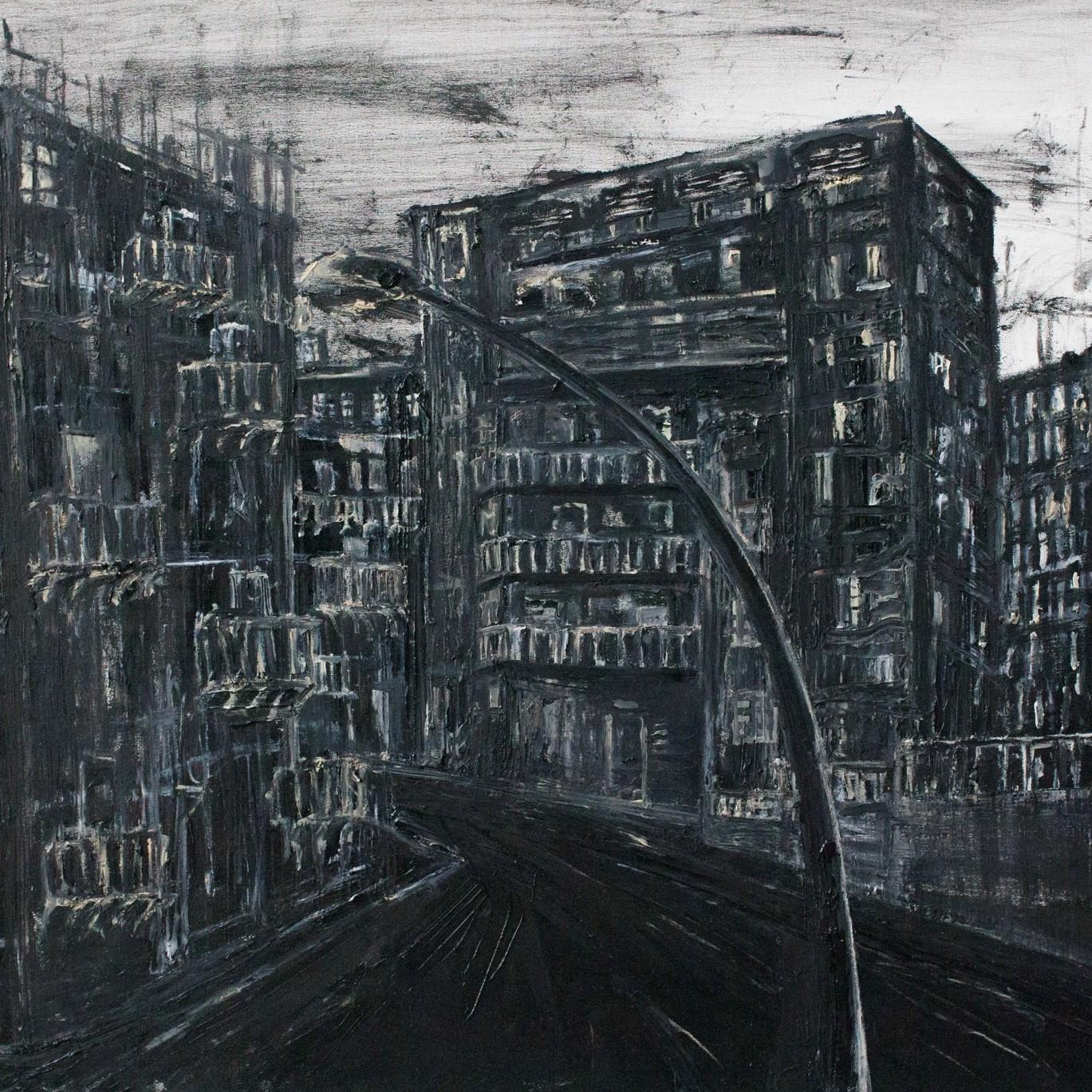 Untitled (quadro nero)